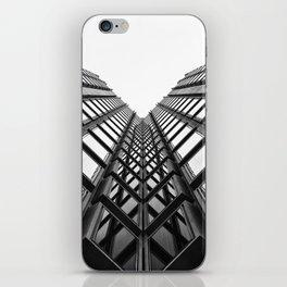Vee iPhone Skin