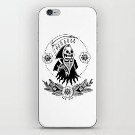 Garden Reaper iPhone Skin