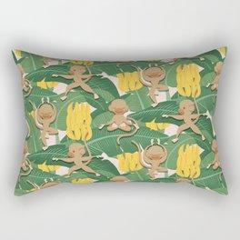 Mico Banana Yoga Rectangular Pillow