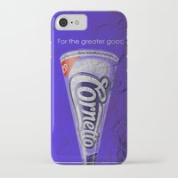 hot fuzz iPhone & iPod Cases featuring Hot Fuzz by Lucas Bergertime