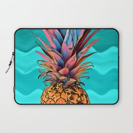 Colorful Pineapple Laptop Sleeve