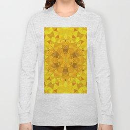 yellow star Long Sleeve T-shirt
