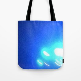 Abstracte Light Art in the Dark Version 40 Tote Bag
