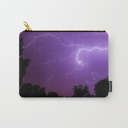 Electrifying Carry-All Pouch