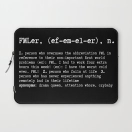 FMLers Laptop Sleeve
