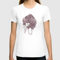 sheep T-shirts featuring Sheep by Monique Turchan