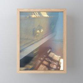 Hold me Forever Framed Mini Art Print
