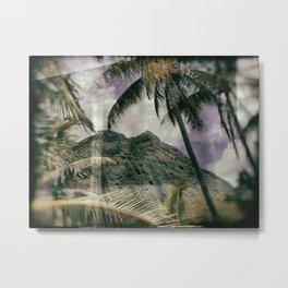 Waimanalo Metal Print
