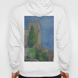 Alcazaba Tower WC151209m-14 Hoody
