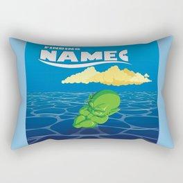 Finding Namek Rectangular Pillow