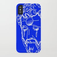 greek iPhone & iPod Cases featuring Greek Cry by Bombarda