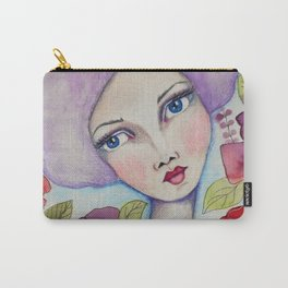 SASS Girl - Lucy - SASS = Strong and Super Smart Carry-All Pouch