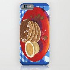 Pancakes Week 4 iPhone 6s Slim Case