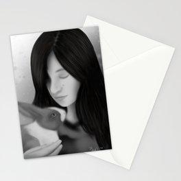 The Bunny Lady Stationery Cards