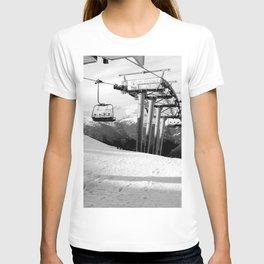 Scenic route equipment T-shirt
