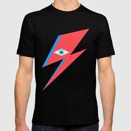 David Bowie     Ziggy Stardust     Minimalism T-shirt