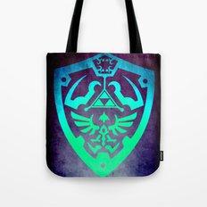 Zelda Shield Tote Bag