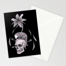 Spring Emergence Stationery Cards