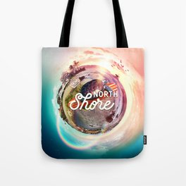 Planet NorthShore Tote Bag