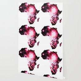 Pink Nebula Galaxy Africa Wallpaper