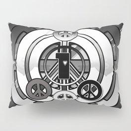 One Love (Black) Pillow Sham