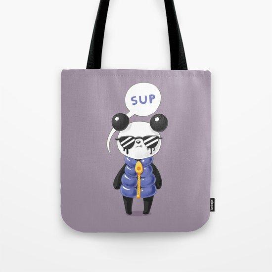 Sup Panda Tote Bag