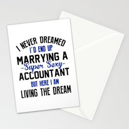 Never Dreamed Stationery Cards