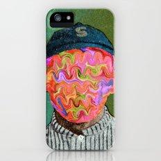 Ecstatic iPhone (5, 5s) Slim Case