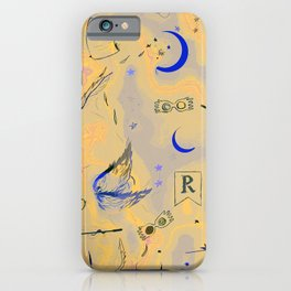 Ravenclaw Collage  iPhone Case
