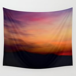 Afterglow II Wall Tapestry