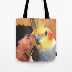 Tommy's Last Night In Town Tote Bag
