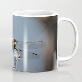 Dragonfly at standby  Coffee Mug