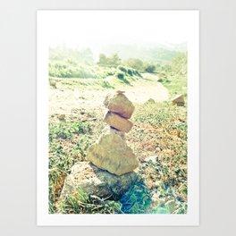 Cairn Art Print