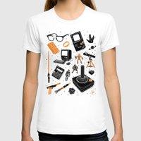 nerd T-shirts featuring Nerd Life by Josh Ln