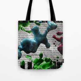 Dreams of the Insomniac  Tote Bag