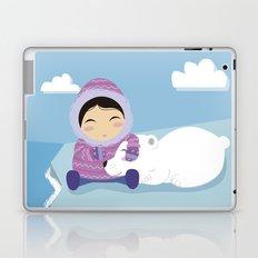 Polar friends Laptop & iPad Skin