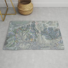 The Wasatch Back Rug