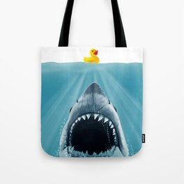 Save Ducky Tote Bag