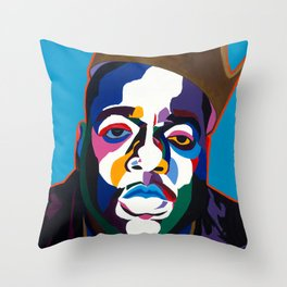 Sicker Than Yer Average Throw Pillow