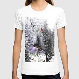 The Birds Of Winter T-shirt