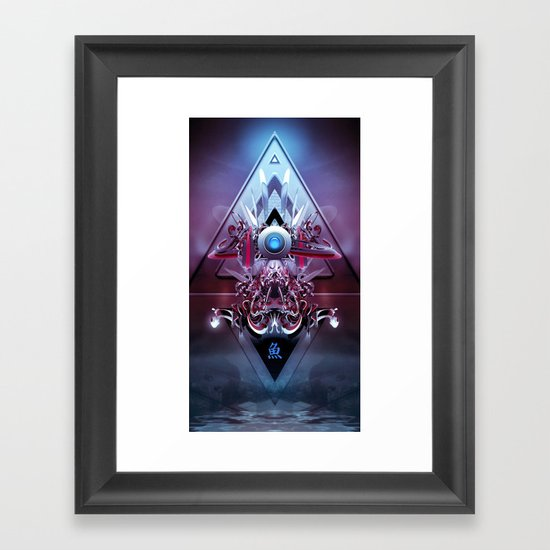 Vanguard Framed Art Print