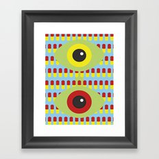 PRESCRIBED Framed Art Print