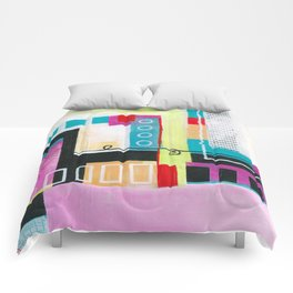 Determined Direction Comforters