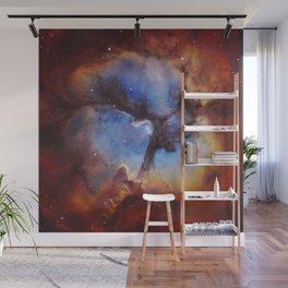 Nebula — Trifid Nebula, M20 Wall Mural