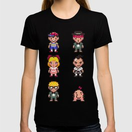 Friends of Mother - Pixel Art T-shirt