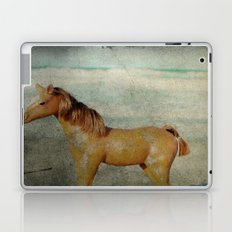 Beach Pony Laptop & iPad Skin