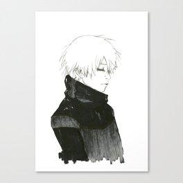 •Shironeki• Canvas Print