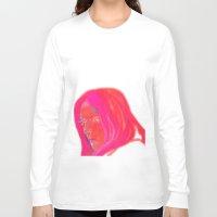 nordic Long Sleeve T-shirts featuring Nordic Kin by Erin Garey