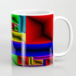 ColorBlox - Hammered Coffee Mug