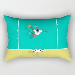 Slam Dunk  Rectangular Pillow